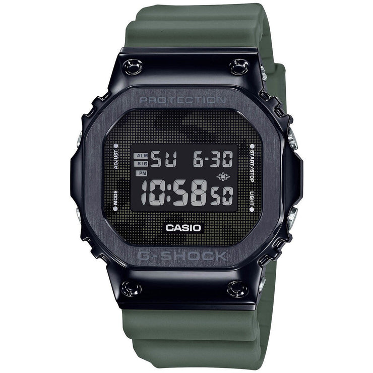 G-Shock GM5600B Resin Metal Digital Olive Black