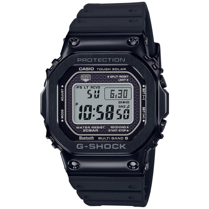 G-Shock GMWB5000 Standard Digital Black angled shot picture