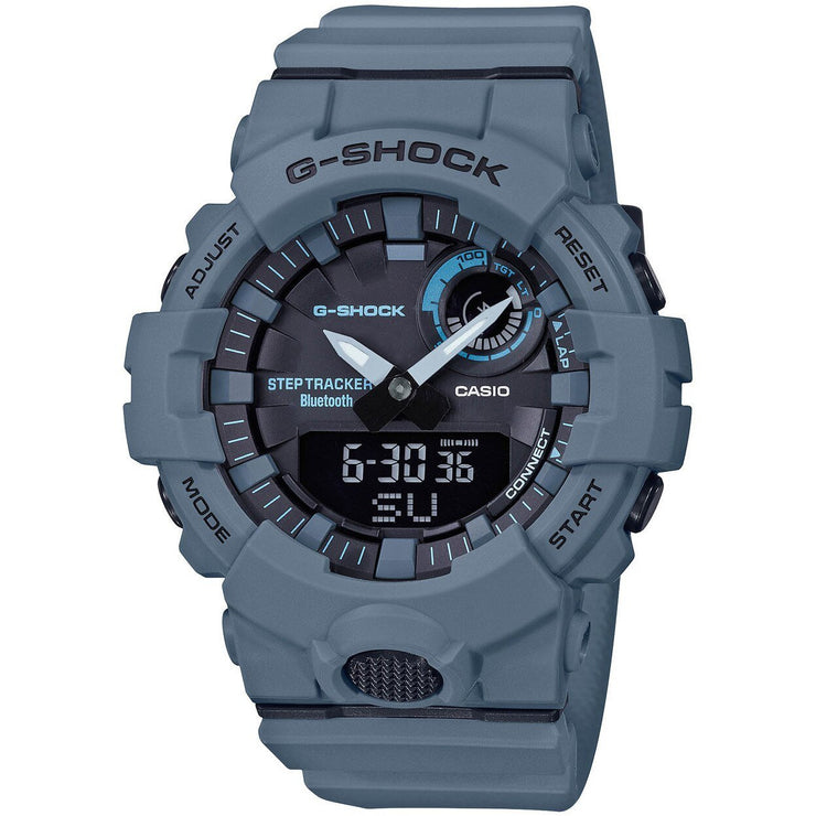 G-Shock GBA800UC G-Squad Ana-Digi Connected Gray