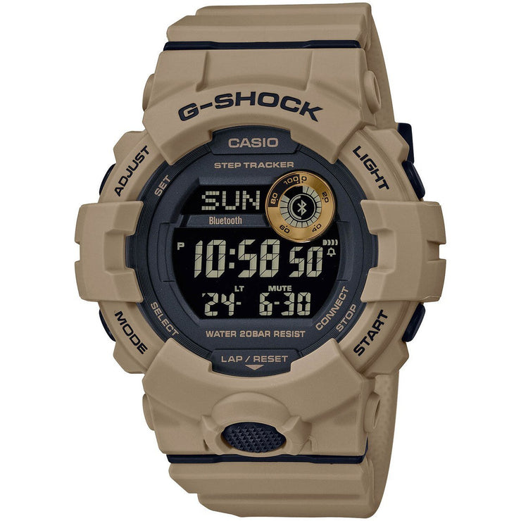 G-Shock GBD800UC G-Squad Connected Tan
