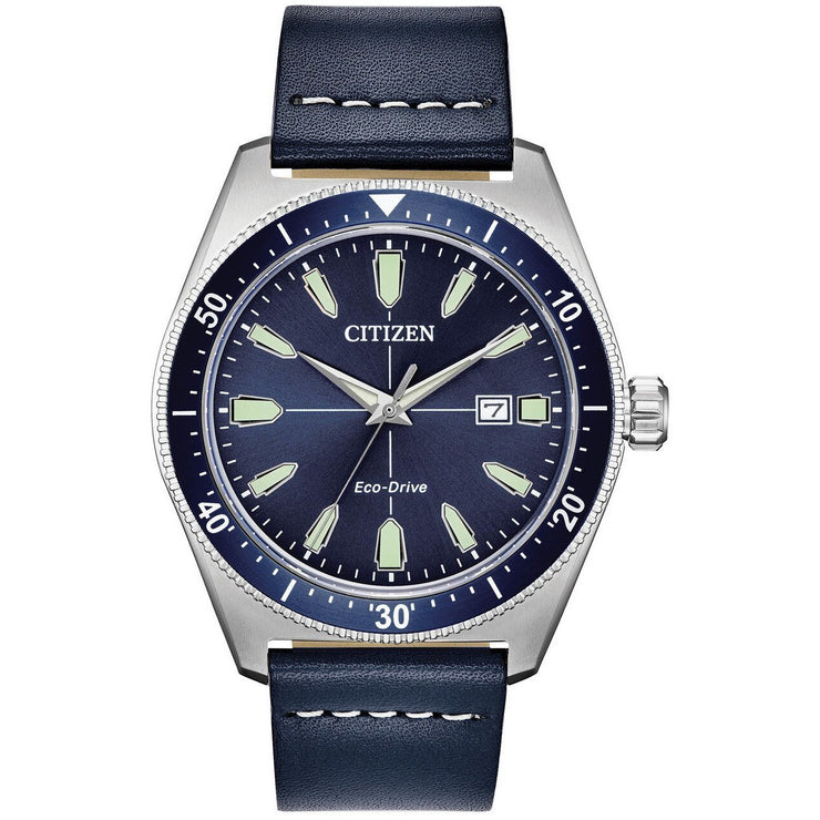 Citizen Eco-Drive Brycen Blue