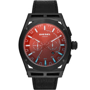 Diesel DZ4544 Timeframe Chrono Iridescent Black Red