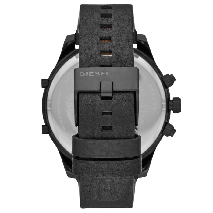 Diesel DZ7425 Boltdown Chronograph Black angled shot picture