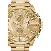 Diesel Mega Chief Chronograph All Gold