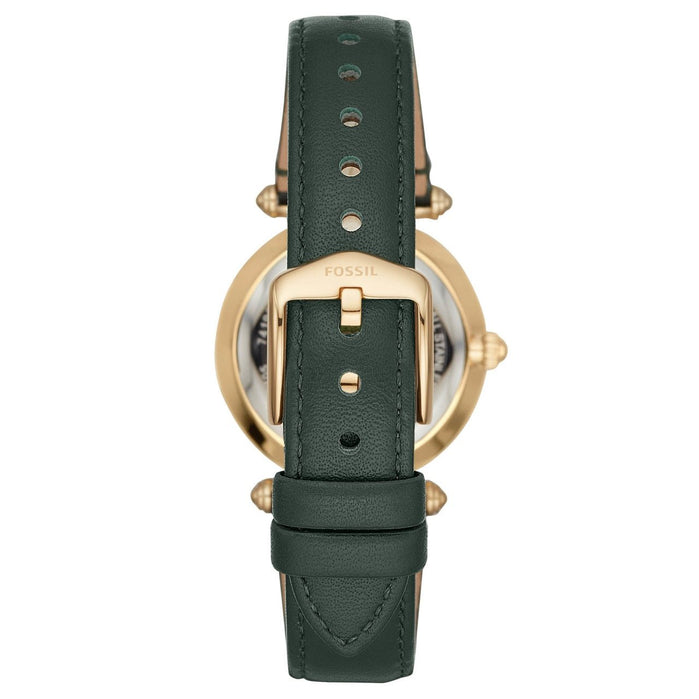 Fossil ES4705 Lyric Emerald Gold angled shot picture