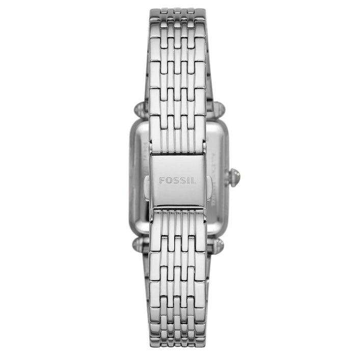 Fossil ES4721 Lyric Silver SS angled shot picture