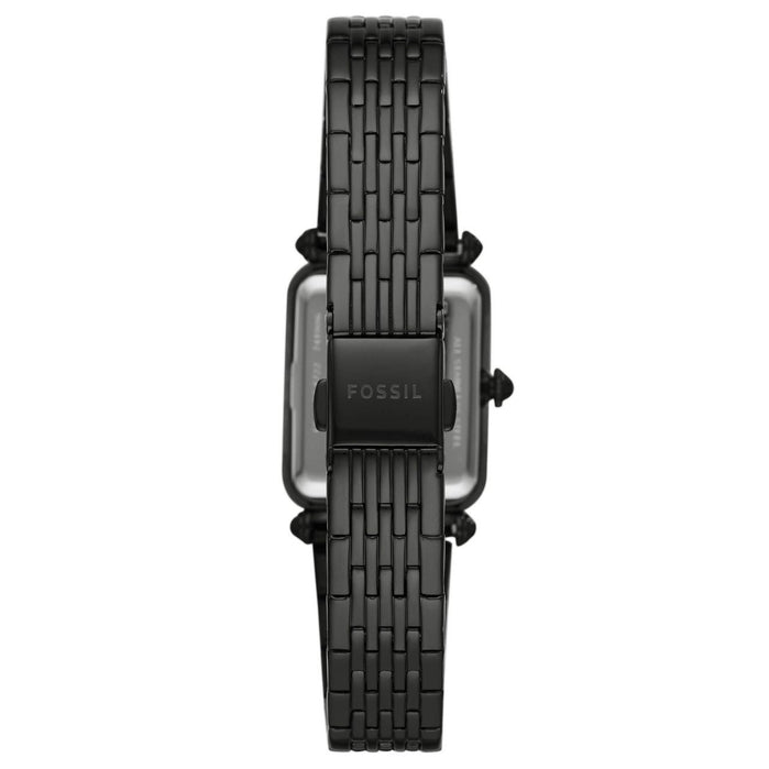 Fossil ES4722 Lyric Black SS angled shot picture