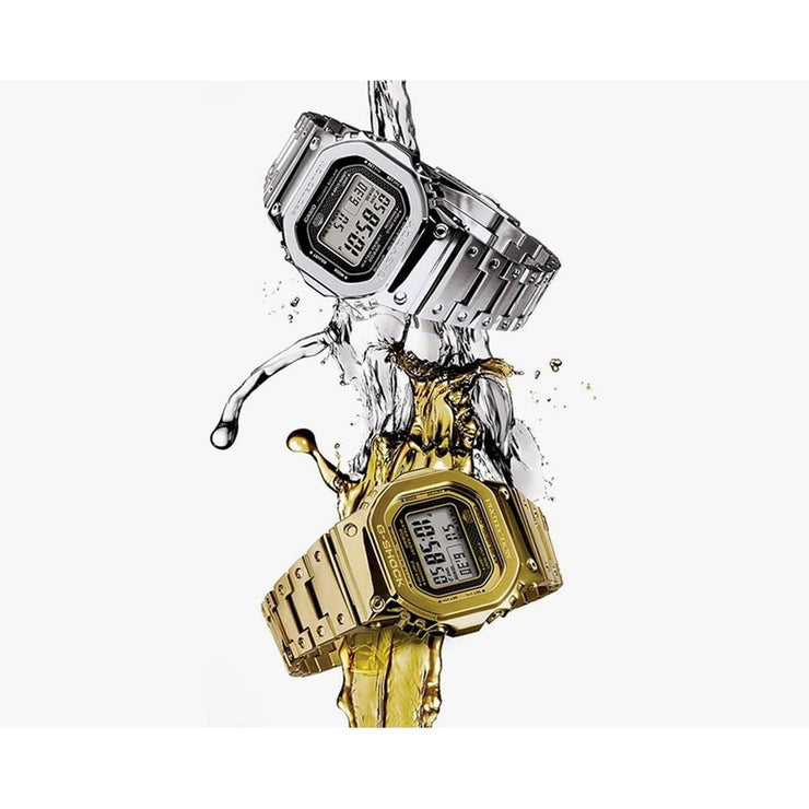 G-Shock GMWB5000 Full Metal Steel