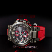 G-Shock MTG-B1000 Triple G-Resist Black Red
