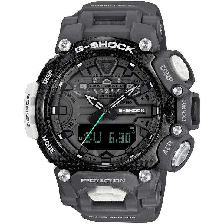 G-Shock GRB200 Gravitymaster Connected Carbon Royal Air Force Gray