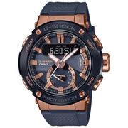 G-Shock GSTB200G G-Steel Connected Ana-Digi Solar Rose Gold Black