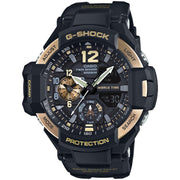 G-Shock Gravitymaster Aviation Black Gold