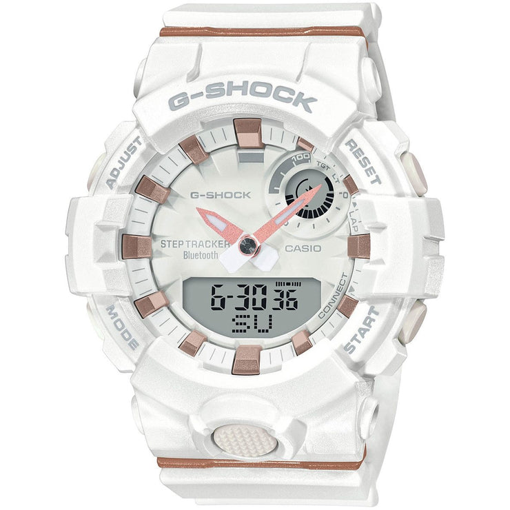 G-Shock GMAB800 S-Series Fitness Ana-Digi White