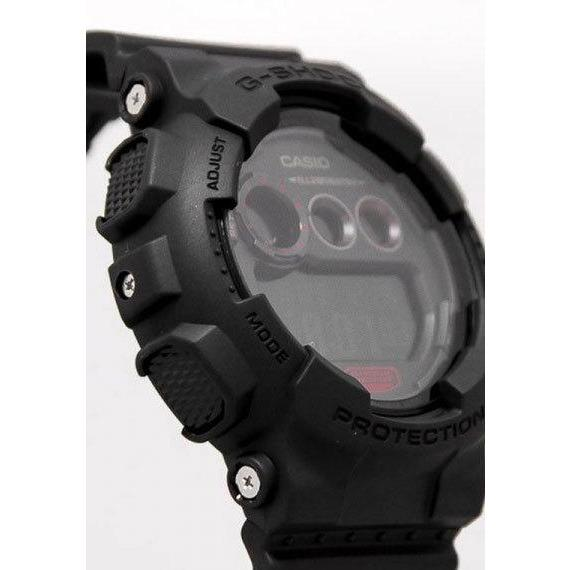 G-Shock GD-120MB Digital Military Black angled shot picture