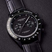 Hoffman Racing 40 Chronograph All Black