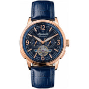 Ingersoll Regent Automatic Rose Gold Blue
