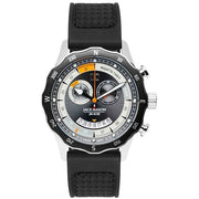 Jack Mason Yacht Timer Rubber Grey Orange