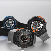Mazzucato RIM Monza Racing Automatic Grey Orange