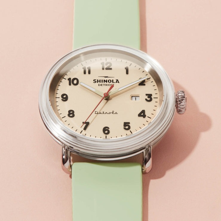 Shinola Detrola 43mm The Mint Condition