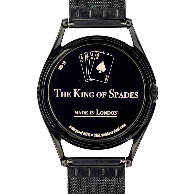 Mr. Jones King of Spades Automatic Special Edition