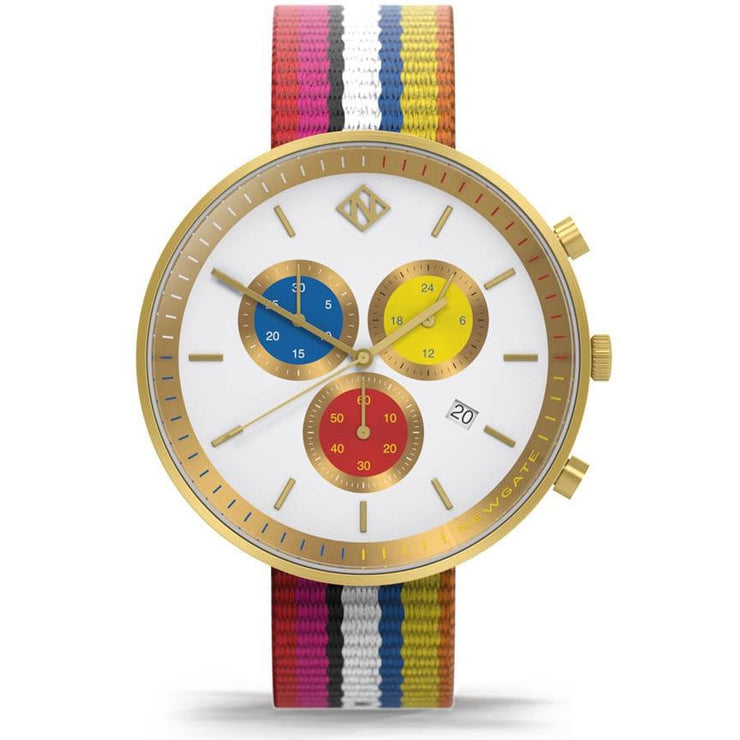 Newgate G6S Chronograph Goldie