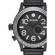 Nixon 51-30 Leather Star Wars Kylo Black