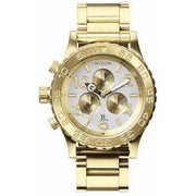 Nixon 42-20 Chrono Gold