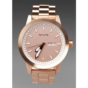 Nixon Spur All Rose Gold