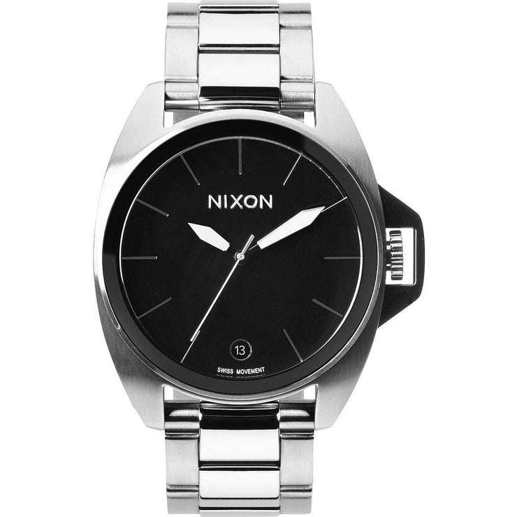 Nixon Swiss Anthem -Black