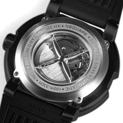 Nsquare Propeller Automatic Black White