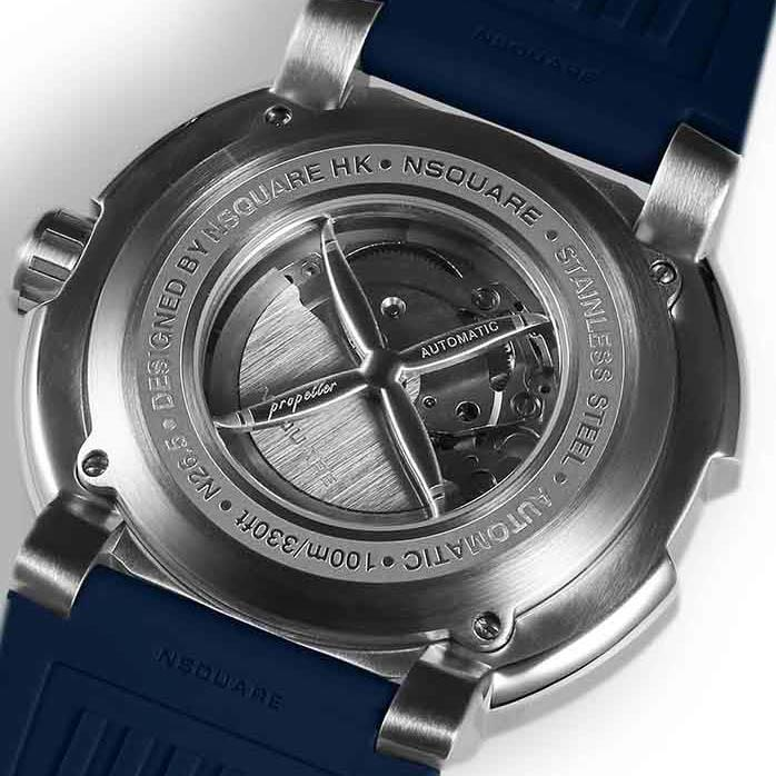 Nsquare Propeller Automatic Blue