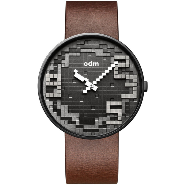 ODM Pixel Brown Black