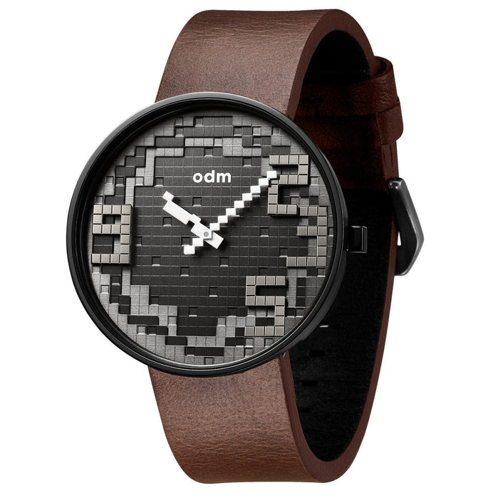 ODM Pixel Brown Black angled shot picture