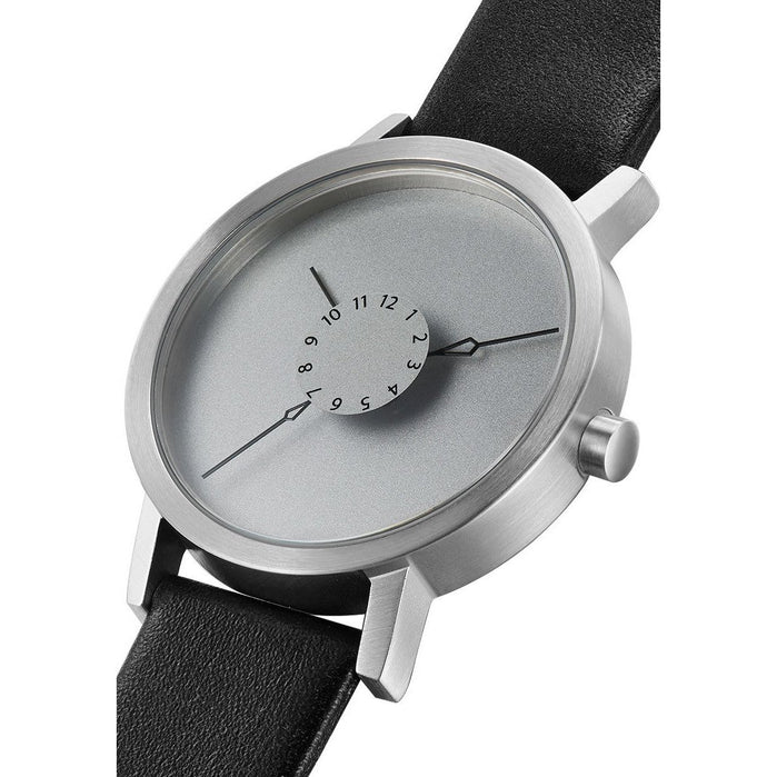 Projects Nadir Steel Watch angled shot picture