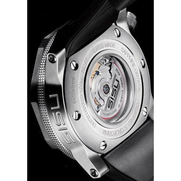 SISU Bravado BA7-50-SS CAGE Swiss Automatic Ltd. Edition