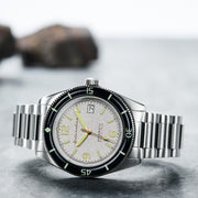 Spinnaker Fleuss Automatic Silver White