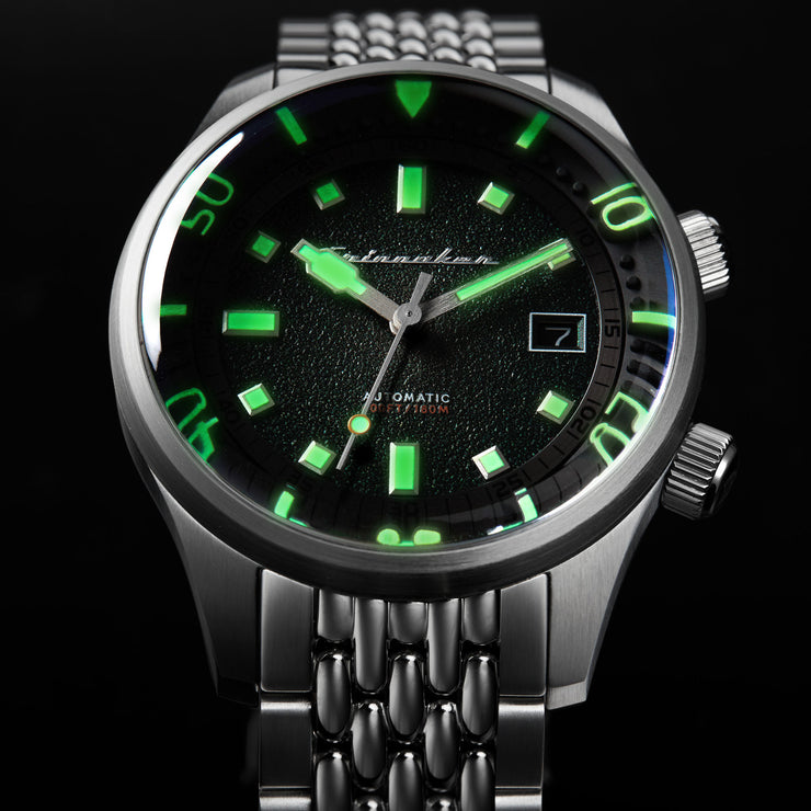 Spinnaker Bradner Automatic Emerald Green