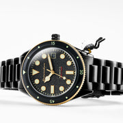 Spinnaker Cahill Automatic Onyx