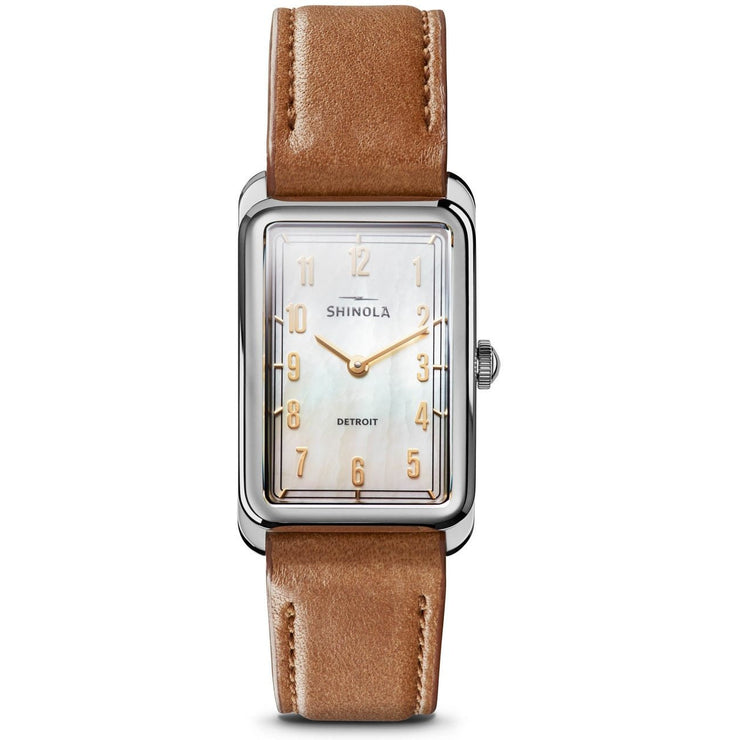 Shinola Muldowney 24mm Bourbon