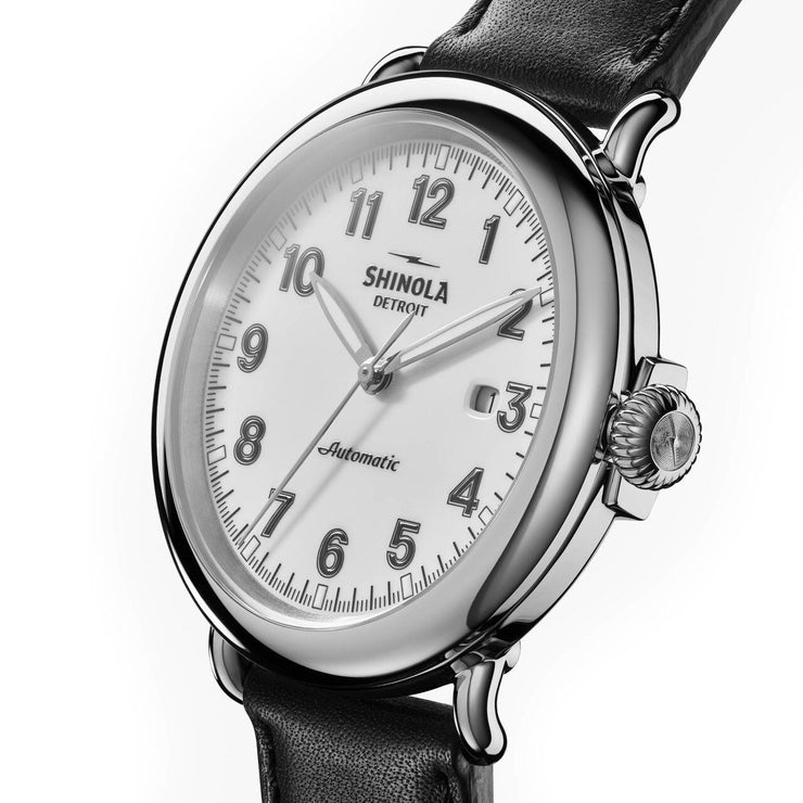 Shinola Runwell Automatic White