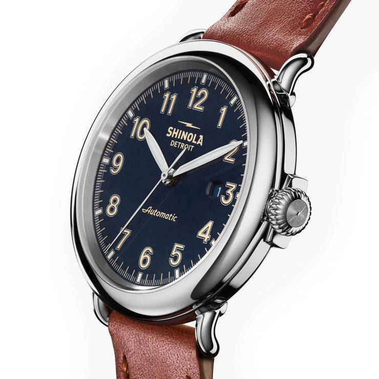 Shinola Runwell Automatic Midnight