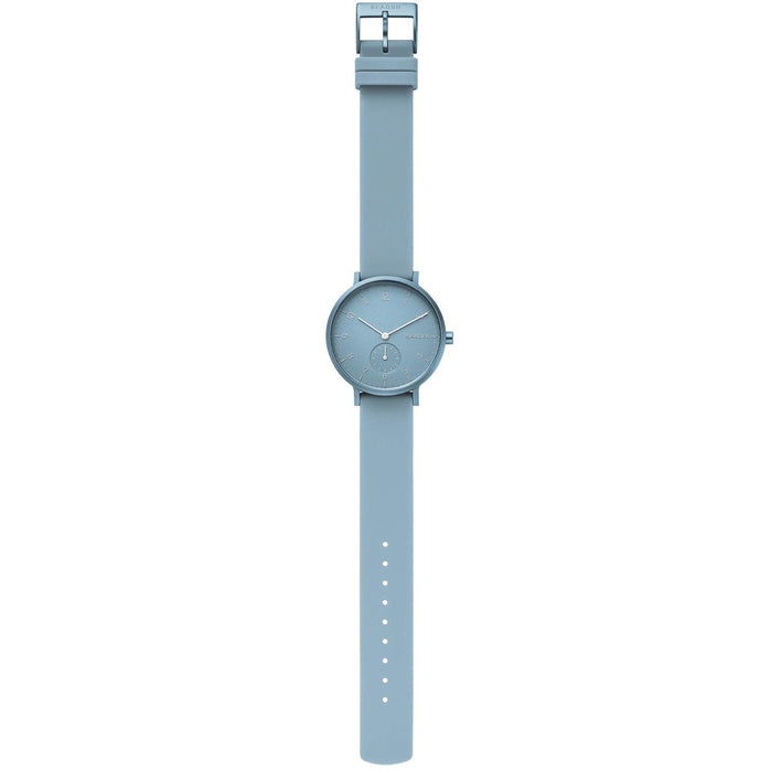 Skagen SKW2764 Aaren Kulor 36mm Light Blue angled shot picture