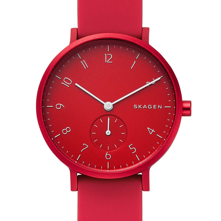 Skagen SKW2765 Aaren Kulor 36mm Red