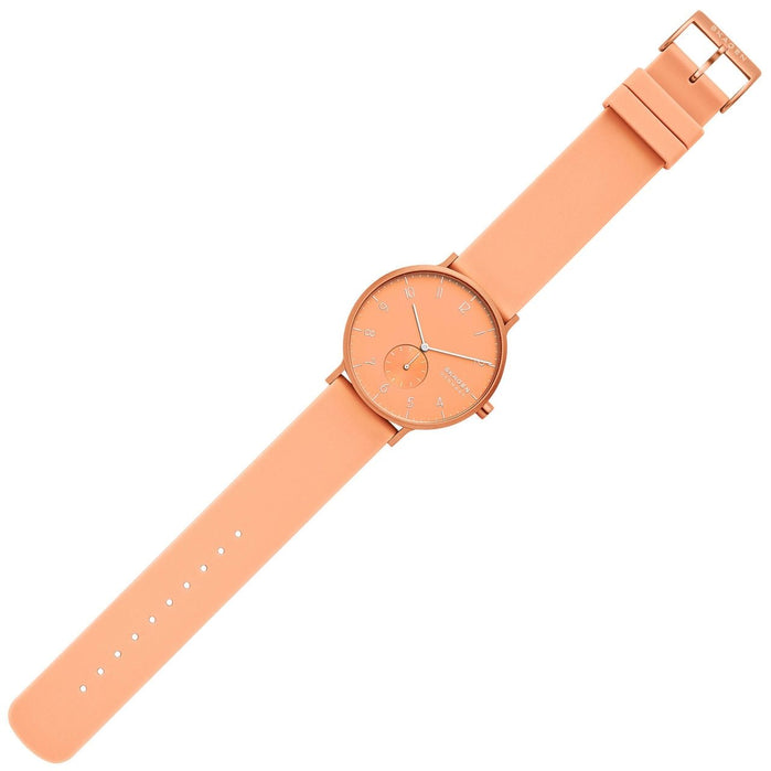 Skagen SKW6588 Aaren Kulor 41mm Peach angled shot picture