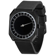 Slow Jo 24 Hour One Hand All Black Vintage Leather