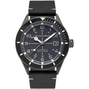 Spinnaker Cahill Automatic All Black