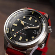 Spinnaker Bradner Automatic Silver Red