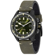 Spinnaker Bradner Automatic Green Black
