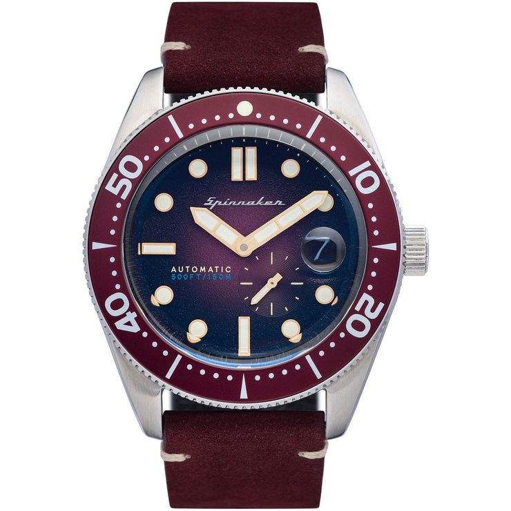 Spinnaker Croft Automatic Red