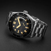 Spinnaker Croft Automatic Black Silver